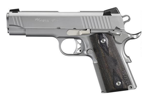 Sig Sauer1911 Trad. Compact - Pistol