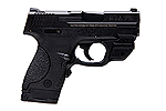 Smith and WessonM&P Shield w/Laser9mmUPC: 022188866292
