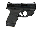 Smith and WessonM&P Shield w/CT Green40 SWUPC: 022188866308
