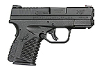 Springfield Armory XDs 9 Essential 9mm UPC: 706397899899